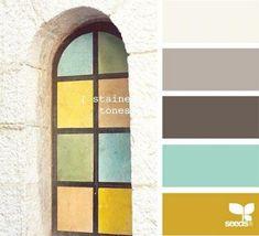 Цветовые сочетания в помощь felt мастеру - Ярмарка Мастеров - ручная работа, handmade