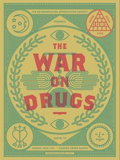AUSTIN PSYCH FEST | APF2014 – THE WAR ON DRUGS – BY LAUREN DICKENS