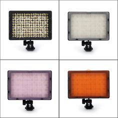 NEEWER® CN-160 160PCS LED Dimmable Ultra High Power Panel Digital Camera / Camcorder Video Light, L