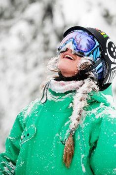 Xtreme Sports, Ski Bunnies, Ski Fashion, Arab Fashion, Sporty Fashion, Sporty Chic, Winter Fashion, Winter Love, Summer Winter