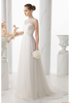 Vestidos de noiva Alma Novia 107 Naiara 2014