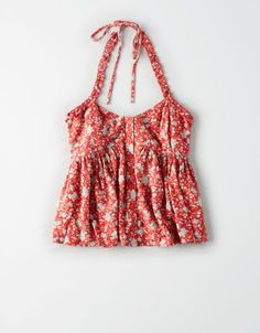 From American Eagle Cute Comfy Outfits, Cute Summer Outfits, Pretty Outfits, Summer Clothes, American Eagle Dress, Basic Outfits, Mens Outfitters, Cute Tops, Dress To Impress