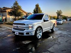 Just Another Stock Ford 🤷🏼♂️📱📷. Dropped Trucks, Lowered Trucks, Lowered F150, F150 Truck, Suv Trucks, Cool Trucks, Jeep Pickup, Ford Pickup Trucks, Custom Trucks