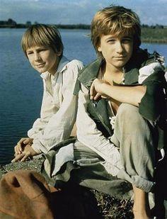 Tom Sawyers und Huckleberry Finns Abenteuer - der ZDF-Abenteuervierteiler aus dem Jahr 1968