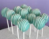 Donut Hole Cake Pop Wedding Favors and Wedding Cakes