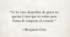 〽️ Benjamín Griss