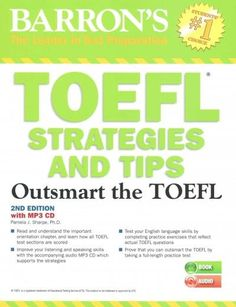 Con you tell is the toefl hard or no ? and why?