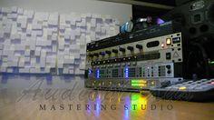 CD mastering studio in London