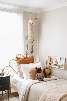 Our Favourite Room Reveals of 2019 – Hunter & Nomad Girls Bedroom, Bedroom Decor, Decorating Small Spaces, Decorating Ideas, Kids Room Design, Little Girl Rooms, Decoration, Home Decor, Boho Nursery