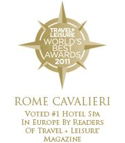 Rome Cavalieri-Most luxiorious place  Rome, Italy