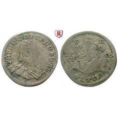 Römisch Deutsches Reich, Maria Theresia, Poltura 1750, f.ss: Maria Theresia 1740-1780. Poltura 1750 Kremnitz. Herinek 1552; fast… #coins