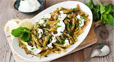 Turkish-Style Braised Green Beans With Tomatoes - Recipe - NYTimes.com