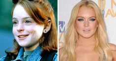 Lindsay Lohan  The Most Famous Child Stars Who Graced Our Screens - Where Are They Now? • Page 3 of 5 • BoredBug