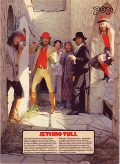 All About Music, My Music, Bass, Rock Posters, Movie Posters, Pop Magazine, Jethro Tull, Classic Rock, The Beatles