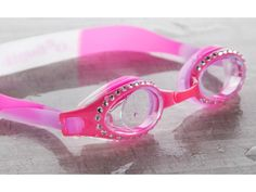 Best Swimming Goggles for Girls from Bling2o, The Grommet