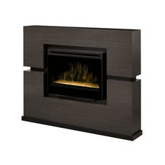 Ask a Fireplace Specialist:  Do you want to add a beautiful, elegant touch to your fireplace? This mantel package is sure to create a warm, welcoming aesthetic in your living room or sitting room. Its sleek and stylish contemporary design, coupled with the glowing log and ember bed, will complement any modern decor perfectly. Additional features include a heating range up to 400 feet and glass that remains cool to the touch even when the firebox is fully heated, making this an exceptional…