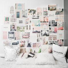 DANDELION Wall Art, Dandelion Wood Effect, Dandelion Nursery Art Canvas or Prints Farmhouse Bedroom Wall Decor, Bathroom Decor, Set of 3 - Wandkunst