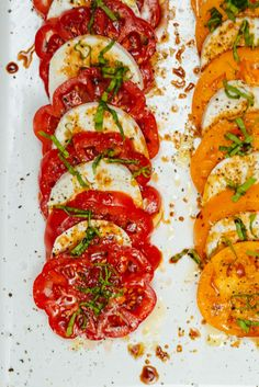 Caprese salad is one of the Top 10 Summer Salads at The Taste SF.