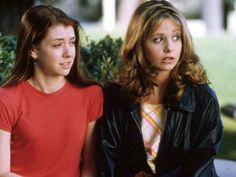 From Buffy The Vampire Slayer to Dawson's Creek: the best life advice from 90s TV shows