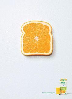 Tropicana - Print Advertisement