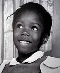 6-year-old Ruby Bridges was the first black child in the south to attend a white school after the forced integration following the landmark ruling of Brown Vs. The Board of Education.  A willing participant in her mother's decision that she would go and endure what was to be sure a very tough road in the name of helping forge the path of the civil rights movement, Ruby faced death threats and intense bullying with courage and grace.