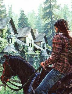 Joel horse