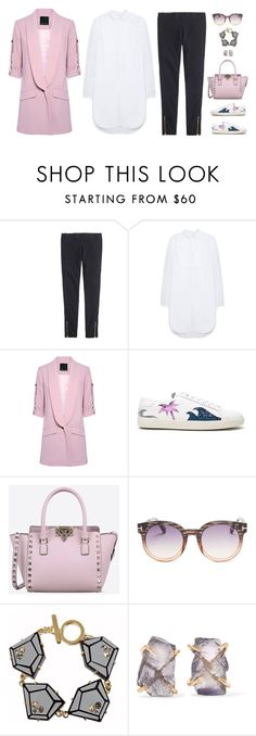 """I belong to the Casual Class"" by musicfriend1 on Polyvore featuring J.Crew, Mulberry, Marissa Webb, Yves Saint Laurent, Valentino, Tom Ford, Marc by Marc Jacobs and Melissa Joy Manning"