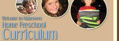 Toddler Curriculum | Toddler Lesson Plans | Preschool Lesson Plans | Home Preschool Program | Preschool Curriculum Ohio