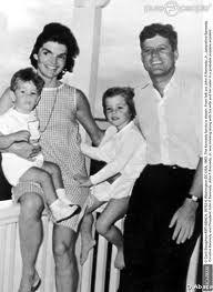 John Fitzgerald Kennedy en famille