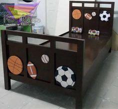 1000 images about muebles infantiles on pinterest world unisex and corona - Camas individuales infantiles ...