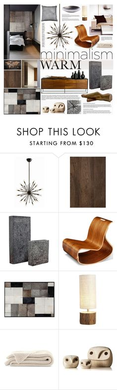 """Warm Minimalism Set 2"" by szaboesz ❤ liked on Polyvore featuring interior, interiors, interior design, home, home decor, interior decorating, Arteriors, WALL, iglooplay and Menu"