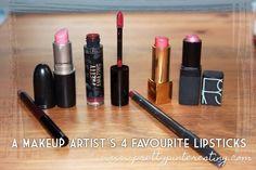 favourite lipsticks,