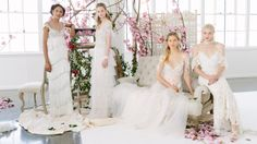 The 11 Best Bridal Trends for Spring 2018 Are Surprisingly Timeless http://fashionista.com/2017/04/bridal-trends-spring-2018?utm_campaign=crowdfire&utm_content=crowdfire&utm_medium=social&utm_source=pinterest