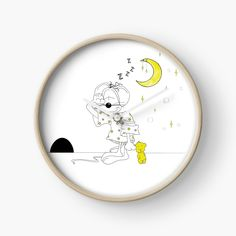 These wall clocks are made from bamboo wood with natural finish or painted black or white. Modern printed polypropylene with plexiglass face. Built in hook at back for easy hanging. Modern Prints, Art Prints, Quartz Clock Mechanism, Hand Coloring, Floor Pillows, Wall Tapestry, Duvet Covers, My Arts, Wall Clocks