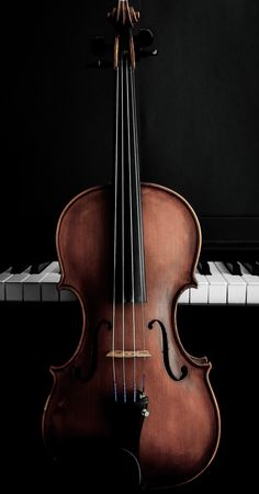 Violin and Piano by Phil Houghton / - Carina Piano Y Violin, Cello Art, Sound Of Music, Music Is Life, Piano Brands, Black Violin, Violin Photography, Music Drawings, Photo D Art