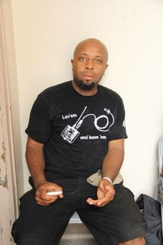 Patrick Ulysse,  Producer of Happy Five Years! Read about him on www.HappyFiveYears.com !