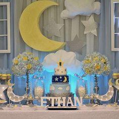 Twinkle, twinkle little star Baby Shower Party Ideas | Photo 1 of 4