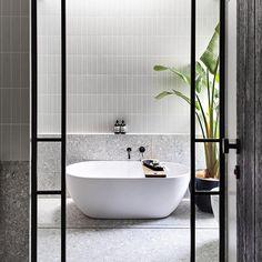 Bathroom Renos, Laundry In Bathroom, Small Bathroom, Remodled Bathrooms, Colorful Bathroom, Master Bathroom, Bathroom Ideas, Wc Decoration, Bathroom Design Inspiration