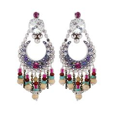 REMINISCENCE | Crystal Earrings