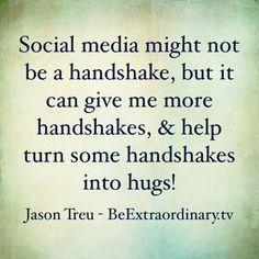 #socialwealth #socialmedia #Relationship #relationshipadvice #connection #networking #jasontreu #beextraordinary