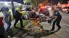 16 hospitalized after shooting in US playground