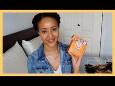 ♡10 Façons d'utiliser le bicarbonate de soude en beauté♡ - YouTube