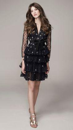 The Fashion Dish — Joanna Ortiz Spring Summer 2016 RTW