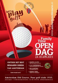 18 april: Open Dag! U komt toch ook?