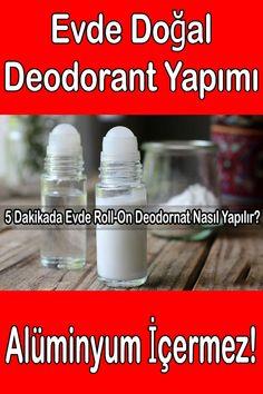 roll-on yapımı, evde roll-on deodorant nasıl yapılır - Item Sell Homemade Skin Care, Diy Skin Care, Skin Care Tips, Deodorant, Male Beauty, Beauty Care, Beauty Tips, Massage Marketing, Diy Hacks