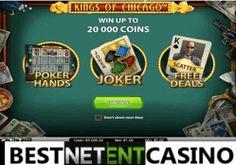 Как выиграть в слот Kings of Chicago Если вы любите и игровые автоматы, и покер, то значит слот Короли Чикаго создан специально для вас. Наслаждайтесь вращением барабанов и наблюдайте за сложением