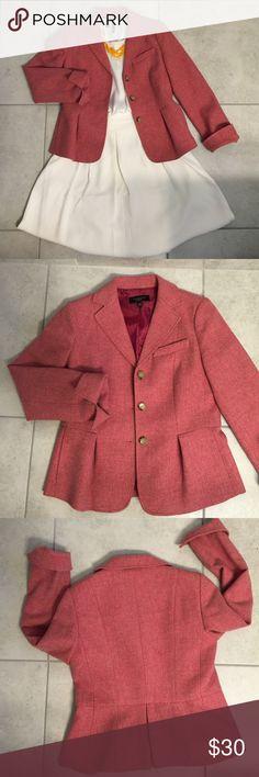 SALE🤑100%wool blazer Beautiful 100% wool blazer in like new condition😊 Talbots Jackets & Coats Blazers
