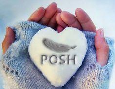Winter POSH Posh Nails, Winter, Beauty, Winter Time