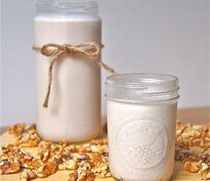 Ceviz sütü 1 yaş ve sonrası çocuklar için