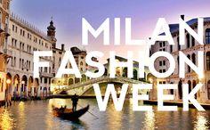 Vamos ganhar inspirações pelos melhores looks da Fashion Week Milão ?  UPDATE --> English Language